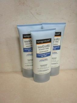 NEUTROGENA  ULTRA SHEER DRY-TOUCH SUNSCREEN SPF 45 3.0 OZ EA