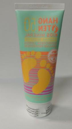 Hang Ten Kids Mineral Sunscreen SPF 50 -3 PACK -EXP. 1/19 -S