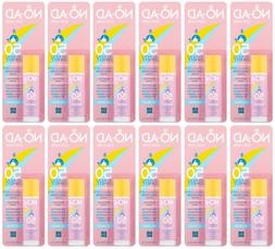 NEW 12-PACK NO-AD Baby + Kid Sunscreen Stick SPF 50 Water Re