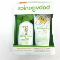 Babyganics Outdoor Essentials Duo SPF 50+ and Insect Repelle
