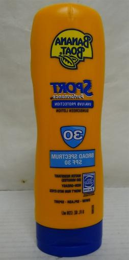 Energizer Personal Care 14971 Banana Boat 8-Oz. Spf 30 Sport