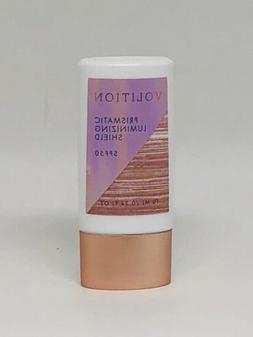 VOLITION BEAUTY Prismatic Luminizing Shield SPF50 .34oz/ 10m