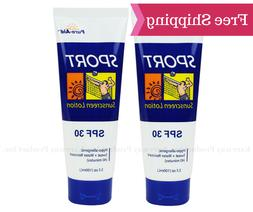Pure-Aid Sunscreen Lotion Sport - 30 SPF - 1 ct