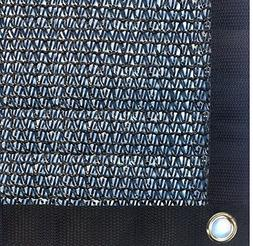 Agfabric 70% Sunblock Shade Cloth with Grommets for Garden P