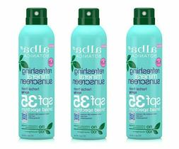 reef safe 3x suncare refreshing mineral spray