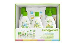Babyganics Baby-Safe World Essentials Gift Set