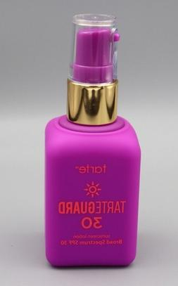 SALE! Tarte tarteguard 30 sunscreen lotion Broad Spectrum SP
