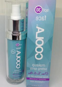 Coola Suncare Classic Face Makeup Setting Spray Spf 30