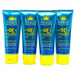 Ocean Potion SPF 30 Sunscreen Lotion Scent Of Sunshine 3.4 O