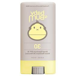 Sun Bum Baby Bum Mineral Based Moisturizing Sunscreen Face S