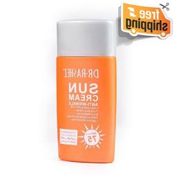 SPF 75 Sunscreen Cream Waterproof UV Radiation Sunblock
