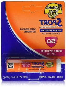 Sport Spf 50 Sunscreen Lip Balm, 6 Count