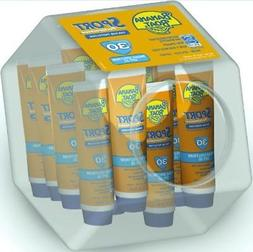Banana Boat Sport Sunscreen Lotion 30 SPF 1 oz Fishbowl 24 c