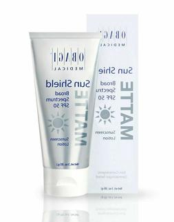 Obagi Sun Shield Matte SPF 50 EXP 05/21 NEW in Box Sunscreen