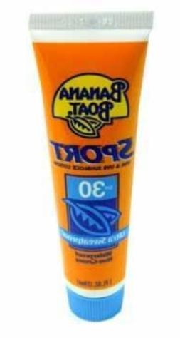 Banana Boat Sport Sunscreen SPF 30 travel size 1 oz