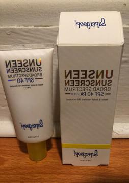 Supergoop! Unseen Sunscreen Broad Spectrum SPF 40 1.7 fl oz
