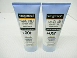 ultra sheer dry touch sunscreen spf 100