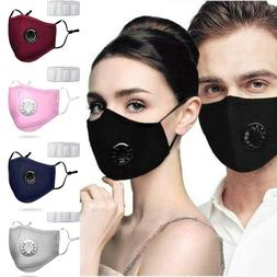 Unisex Anti-smog Activated Carbon Cycling Sunscreen Mask Res