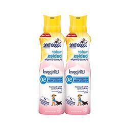 Coppertone WaterBabies Pure & Simple Whipped Sunscreen Lotio